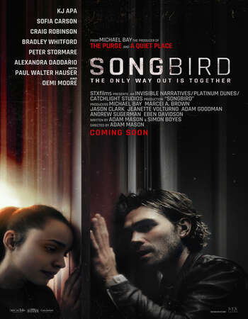 Songbird 2020 English 720p Web-DL 700MB ESubs