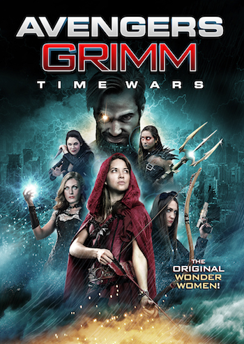 Avengers Grimm - Time Wars 2018 Dual Audio Hindi Bluray Movie Download