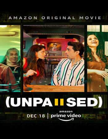 Unpaused 2020 Full Hindi Movie 720p HDRip Download