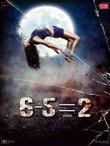 6-5=2 2014 Hindi 480p HDRip x264 300MB ESubs