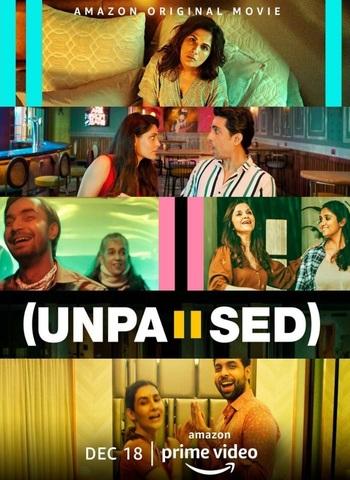 Unpaused 2020 Hindi 480p HDRip x264 350MB ESubs