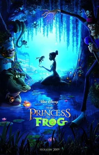 The Princess and the Frog 2009 Dual Audio Hindi English BRRip 720p 480p Movie Download