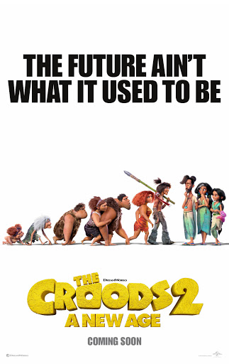 The Croods a New Age 2020 English 720p WEB-DL 800MB ESubs