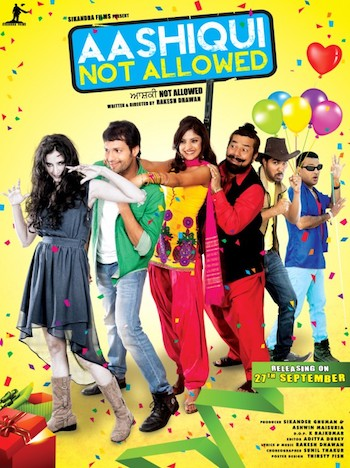 Aashiqui Not Allowed 2013 Punjabi 720p WEB-DL 950MB