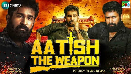Aatish The Weapon 2020 Full Movie Hindi Dubbed Download