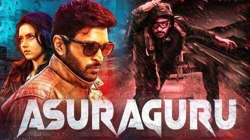 Asuraguru 2020 Hindi Dubbed 720p HDRip x264