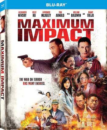 Maximum Impact 2017 Dual Audio Hindi Bluray Movie Download