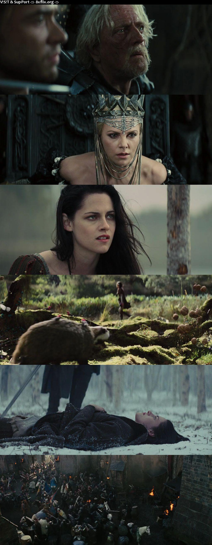 Snow White And The Huntsman 2012 Hindi English Dual Audio 720p 480p BluRay