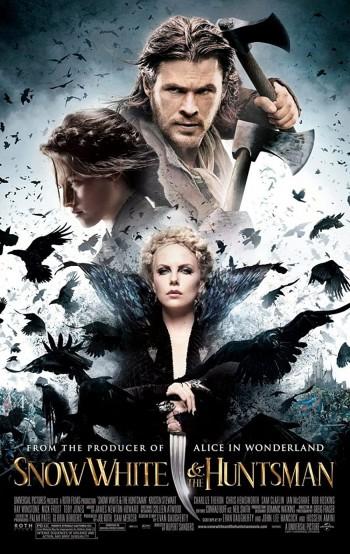 Snow White And The Huntsman 2012 Dual Audio Hindi English BRRip 720p 480p Movie Download