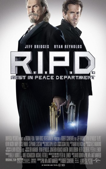 R.I.P.D 2013 Dual Audio Hindi English BRRip 720p 480p Movie Download