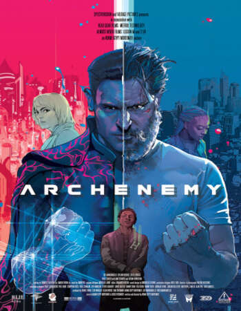 Archenemy 2020 English 720p Web-DL 750MB ESubs