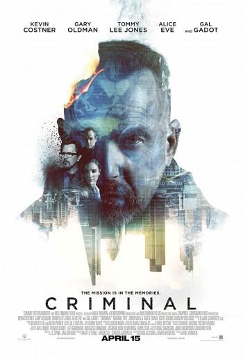 Criminal 2016 Dual Audio Hindi English BRRip 720p 480p Movie Download