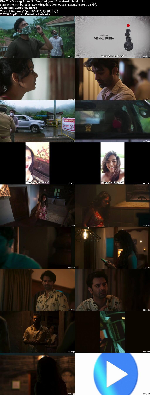 The Missing Stone 2020 Hindi Season 01 Complete 720p HDRip ESubs