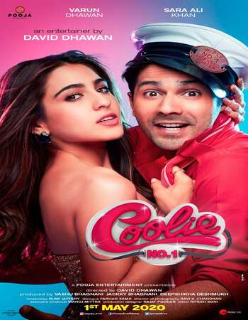 Coolie No 1 2020 Full Hindi Movie 720p HEVC HDRip Download