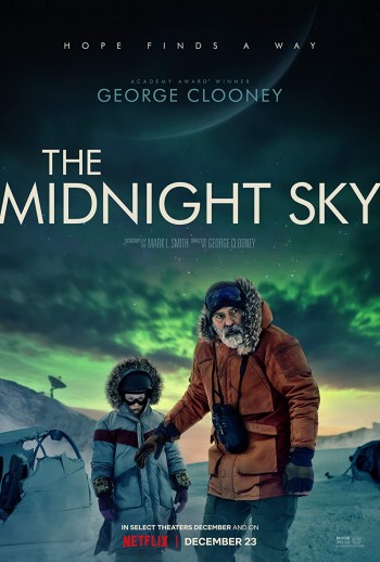 The Midnight Sky 2020 Dual Audio Hindi English Web-DL 720p 480p Movie Download