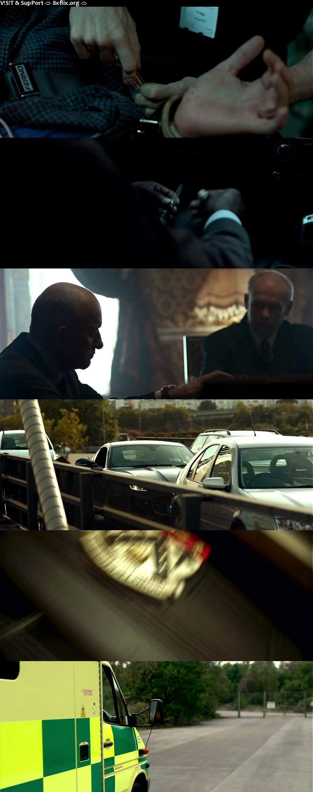 Criminal 2016 Hindi English Dual Audio 720p 480p BluRay