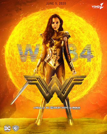 Wonder Woman 1984 (2020) Dual Audio Hindi Movie Download