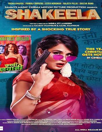 Shakeela 2020 Full Hindi Movie 720p HDRip Download