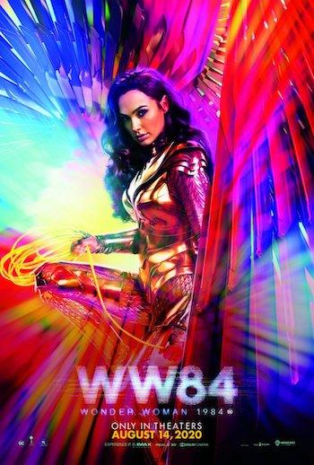 Wonder Woman 1984 (2020) Dual Audio Hindi Full Movie Download