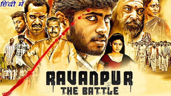 Ravanpur The Battle 2020 Hindi Dubbed 720p HDRip x264