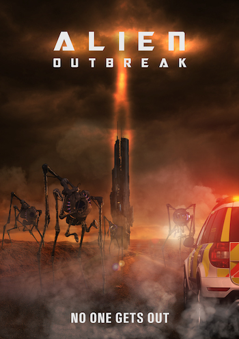 Alien Outbreak 2020 Dual Audio Hindi Movie Download