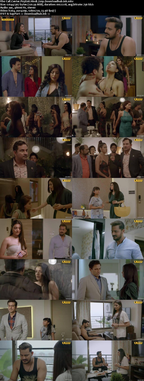 Call Center 2020 Hindi Part 3 ULLU WEB Series 720p HDRip x264
