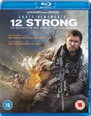 12 Strong 2018 Dual Audio Hindi Bluray Movie Download