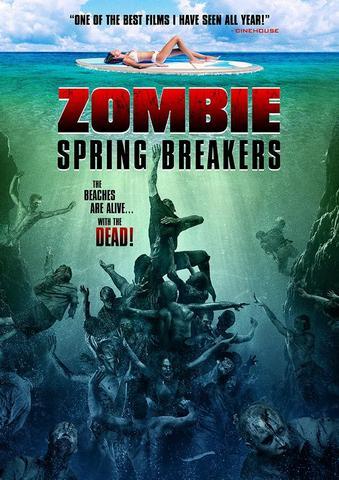Zombie Spring Breakers 2016 Dual Audio Hindi 480p WEB-DL x264 300MB ESubs