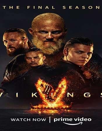 Vikings Hindi Dual Audio Web-DL Full Netflix Season 06 Part 2 Download
