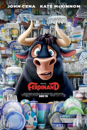 Ferdinand 2017 Dual Audio Hindi English BRRip 720p 480p Movie Download