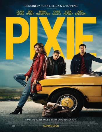 Pixie 2020 English 720p Web-DL 800MB ESubs