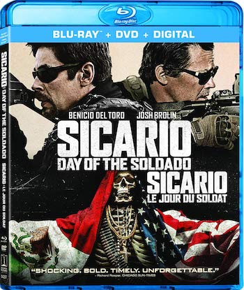Sicario - Day Of The Soldado 2018 Dual Audio Hindi Bluray Movie Download