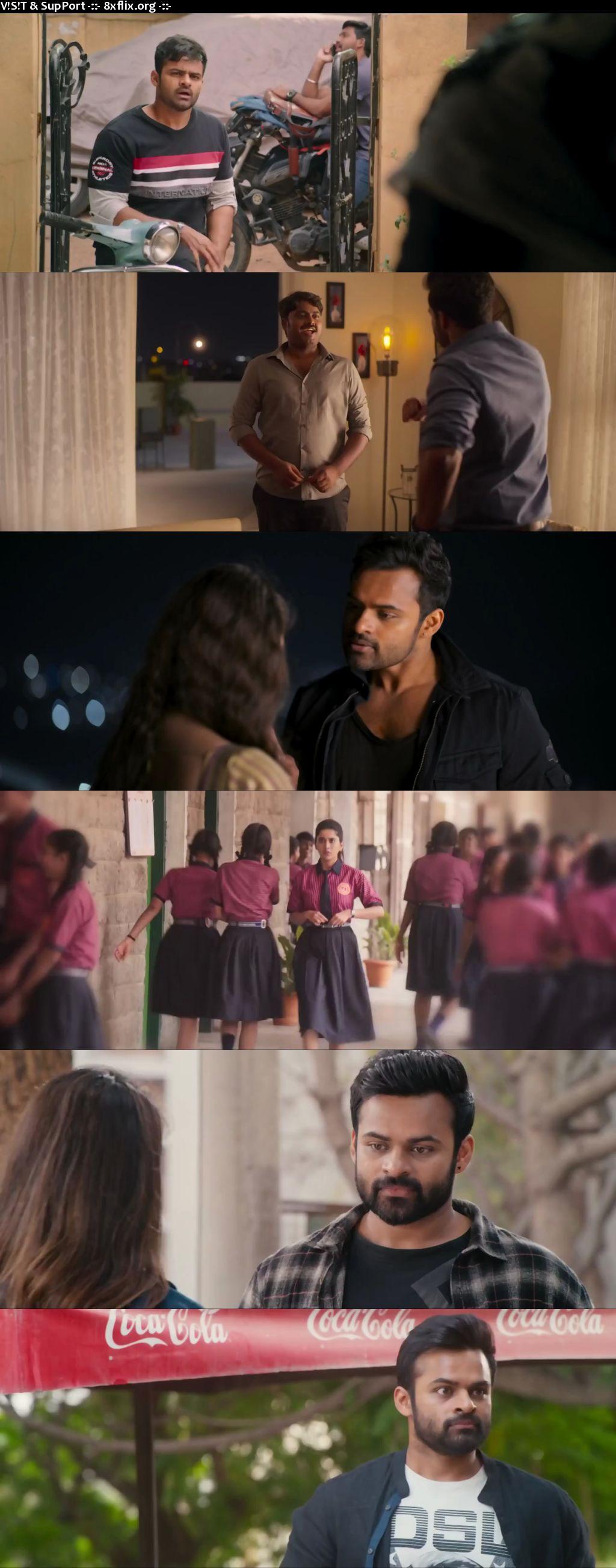 Solo Brathuke So Better 2020 Hindi Telugu Dual Audio 720p 480p UNCUT HDRip