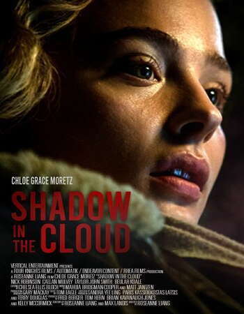 Shadow in the Cloud 2020 English 720p Web-DL 700MB ESubs
