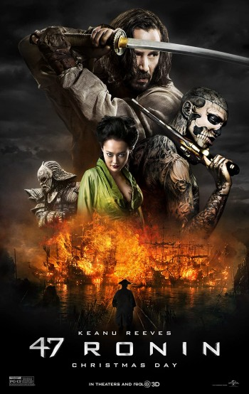 47 Ronin 2013 Dual Audio Hindi English BRRip 720p 480p Movie Download