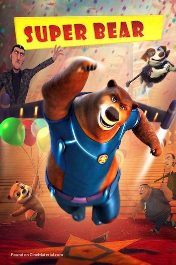 Super Bear 2019 Dual Audio Hindi 720p WEBRip 900mb