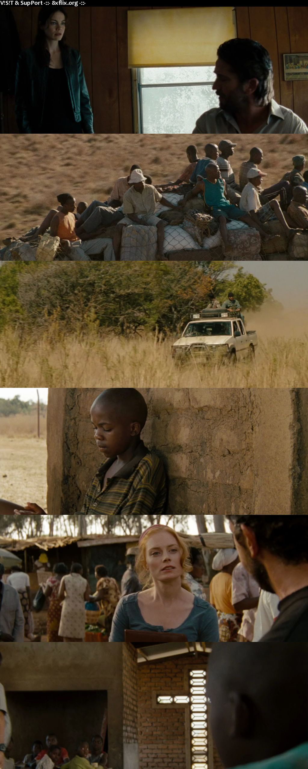Machine Gun Preacher 2011 Hindi English Dual Audio 720p 480p BluRay