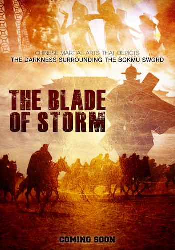 The Blade of Storm 2019 Dual Audio Hindi Movie Download