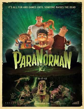 ParaNorman 2012 Hindi Dual Audio BRRip Full Movie 720p HEVC Download