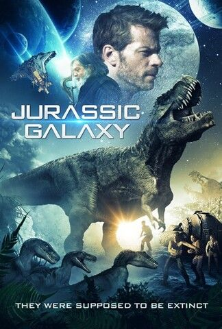 Jurassic Galaxy 2018 Dual Audio Hindi 480p BluRay x264 300MB