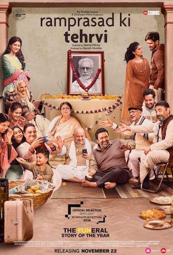 Ramprasad Ki Tehrvi 2021 Hindi Full Movie Download