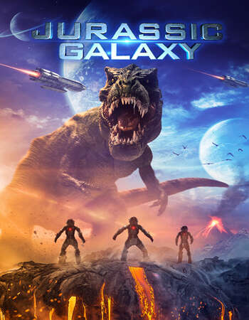 Jurassic Galaxy 2018 Hindi Dual Audio 720p BluRay x264