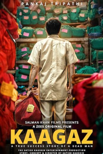 Kaagaz 2021 Hindi Full Movie Download