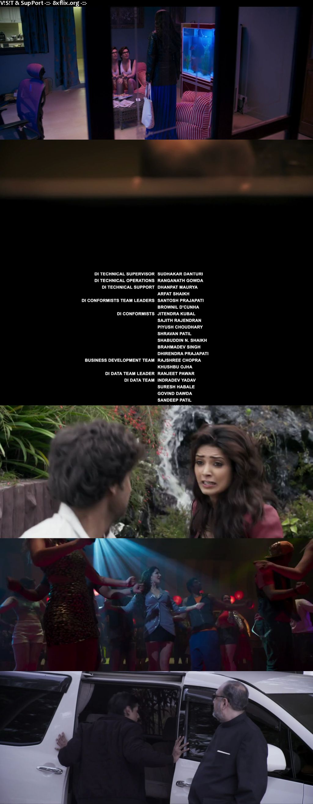 Bullets 2020 S01 Hindi Complete WEB Series 720p 480p WEB-DL