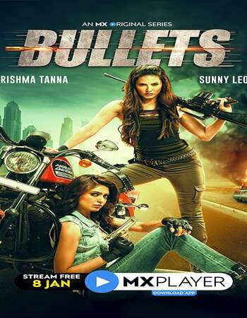 Bullets 2021 Hindi Season 01 Complete 720p HDRip x264
