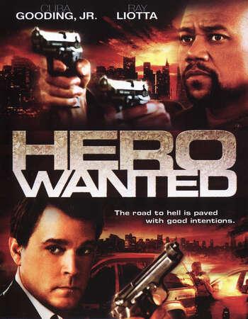 Hero Wanted 2008 Hindi Dual Audio 720p BluRay x264