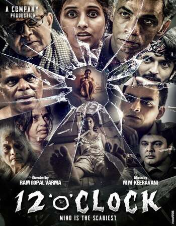 12 O' Clock 2021 Hindi 720p 480p Pre-DVDRip x264