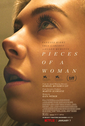 Pieces of A Woman 2020 English 480p WEB-DL 400MB ESubs