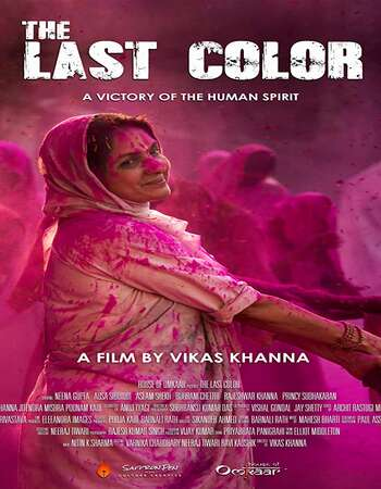 The Last Color 2020 Hindi 450MB HDRip 720p ESubs HEVC