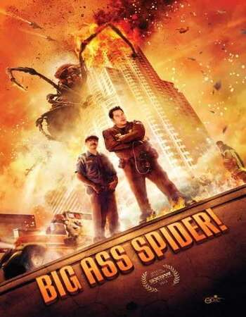 Big Ass Spider 2013 Hindi Dual Audio 720p BluRay ESubs